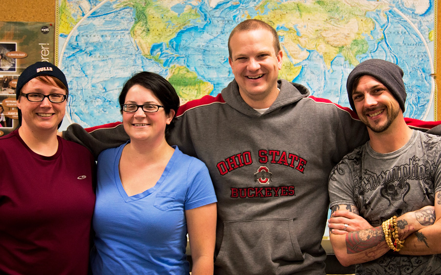 Association Environmental Engineering Geologists (AEG) Wake Tech Student Chapter