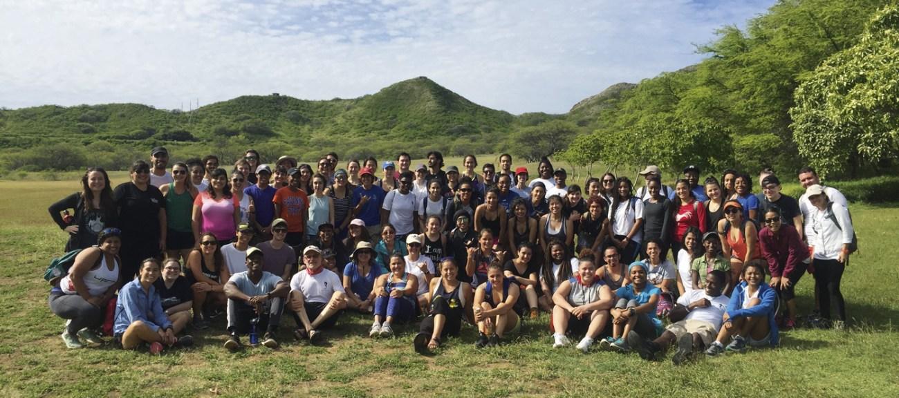 ASLOMP students Oahu