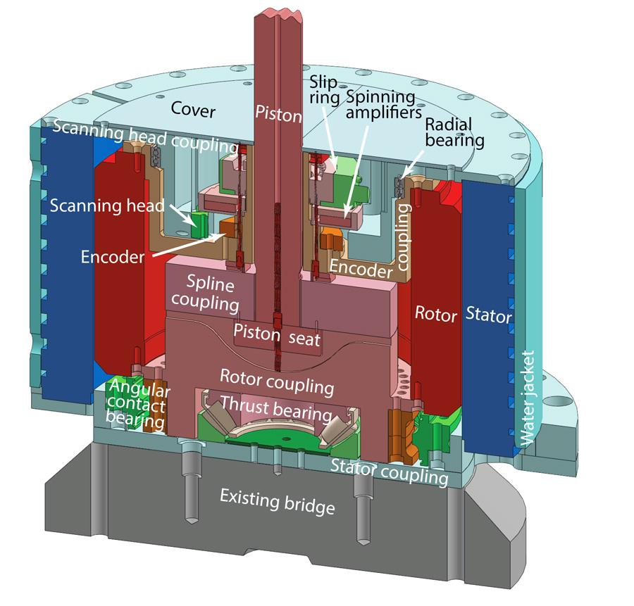 Prof Tullis's CAD design motor assembly