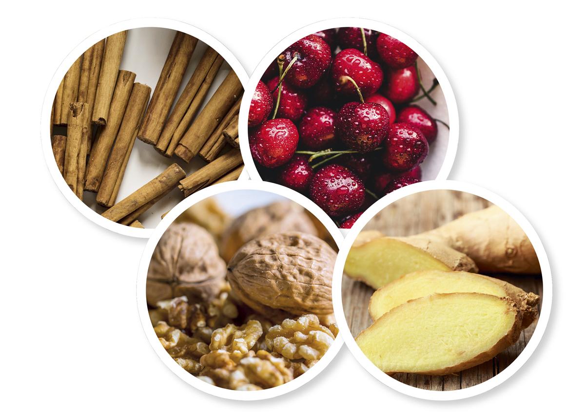 melatonin rich foods