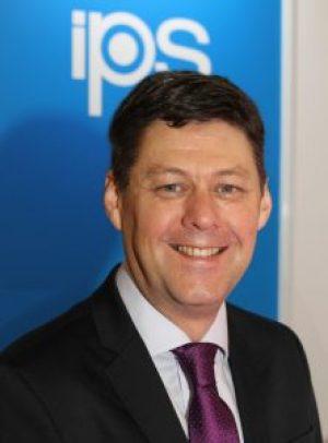 IPS President, Dr Neil Wigglesworth.
