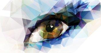 how schizophrenia affects vision
