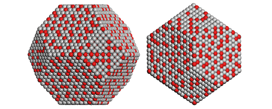 Bimetallic nanomaterials research features