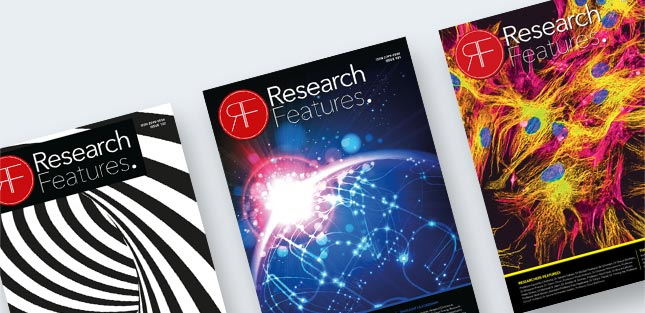 Research Features latest publications