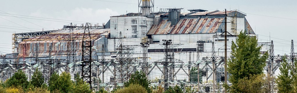 Harnessing drone technology to map radiation around Chornobyl