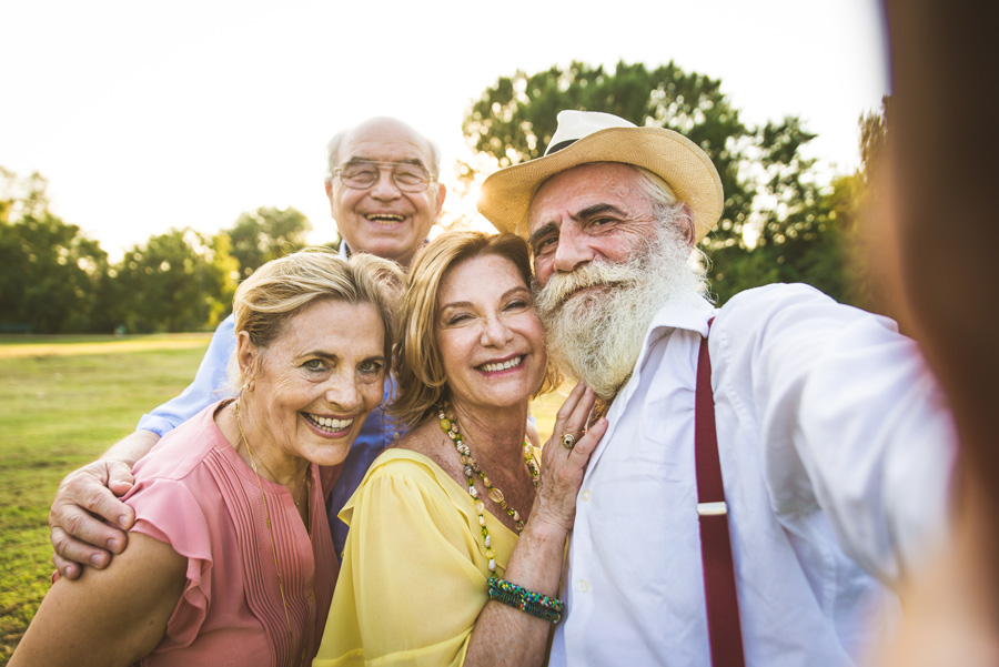 Does the Well Elderly Intervention work