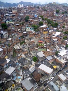 The 'pacification' of Complexo do Alemão in Rio de Janeiro