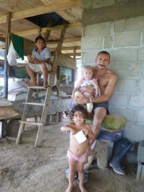 Alternative livelihood recipients and familiy