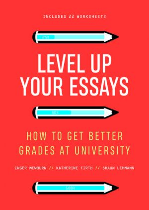 Level Up Your Essays Book Cover