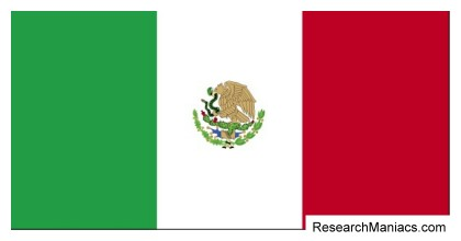 mexican flag what does the mexico flag look like mean and