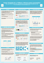 download free research poster templates