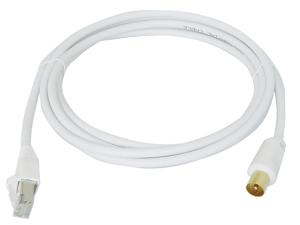 Cable balun RJ45-IEC