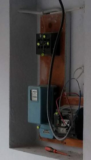 Ancien Compteur Electrique