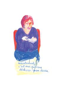 Journal, Julie Delporte, extrait 07