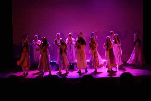 """IBDAA - Tournée de Partage """"Danser pour exister"""""""