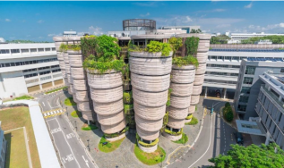 MASERA Nanyang Technological University de Singapour - Reseau Durable