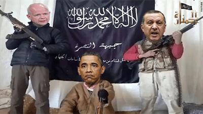 Les vrais terroristes