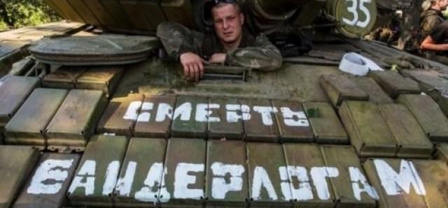 Les milices du Donbass : une véritable armée de mieux en mieux équipée