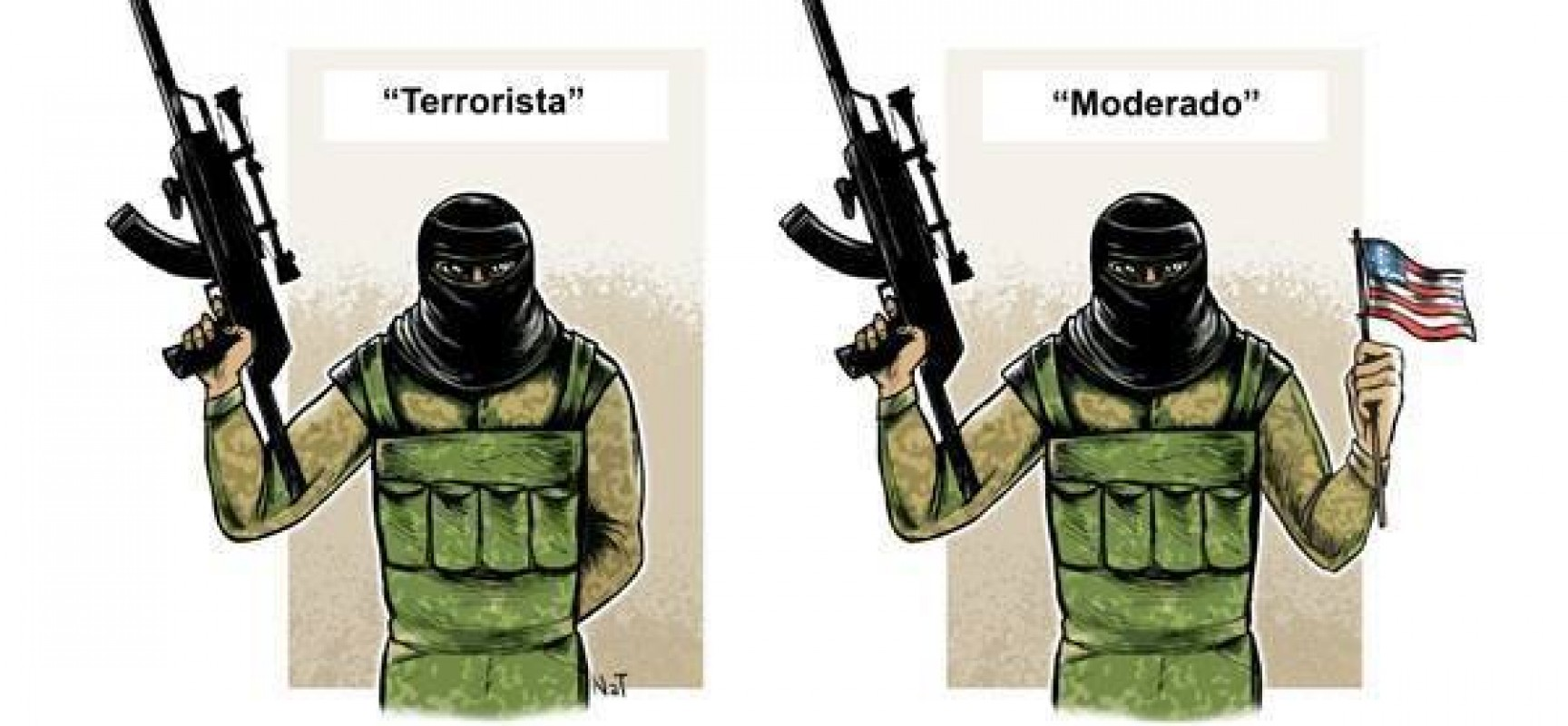 Raids US en coordination avec la Syrie… mensonges et secrets !