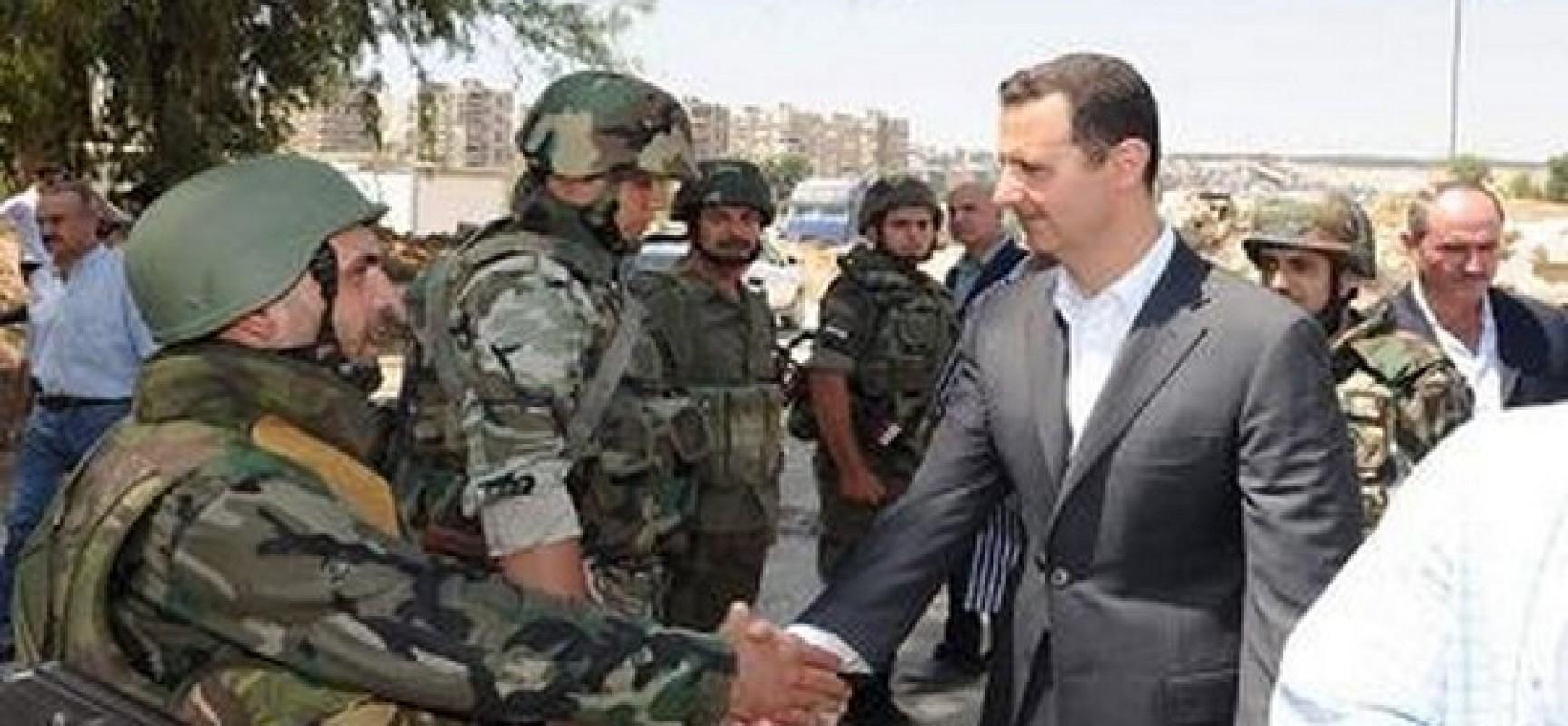 Alep encerclée, l'Occident cherche une autorisation spéciale pour sauver ses hordes de terroristes
