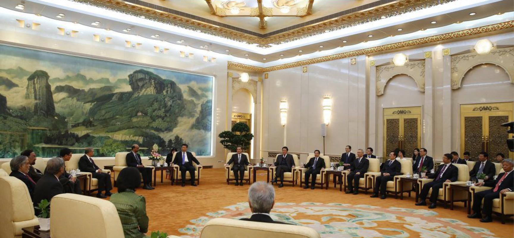 Les rats quittent le navire ! Après Londres, Paris, Berlin et Rome souhaitent rejoindre la banque asiatique AIIB