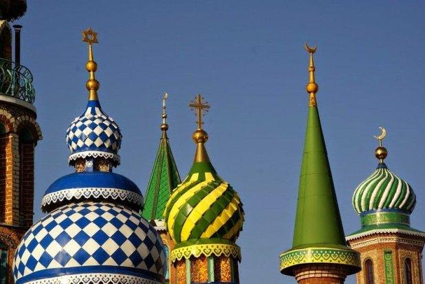 temple toutes religions kazan ildar khanov 4 A Kazan, un temple unique pour seize religions
