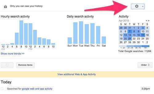 ob 0944da google app4 Voici comment télécharger et supprimer ce que Google Research sait sur vous (Yahoo)