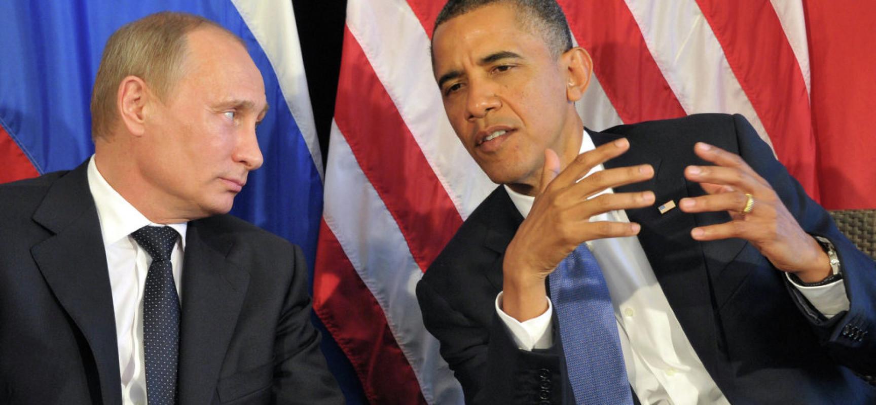 Le Spiegel «découvre» avec amertume que Washington poursuit sa coopération avec Moscou!