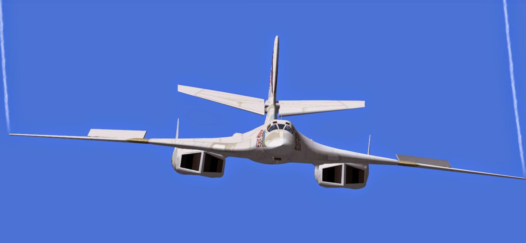 La Russie a dû reprendre la production des bombardiers stratégiques TU-160