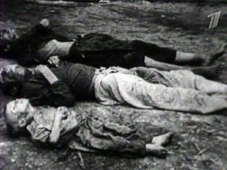 Des victimes de la famine, Kuban, 1932