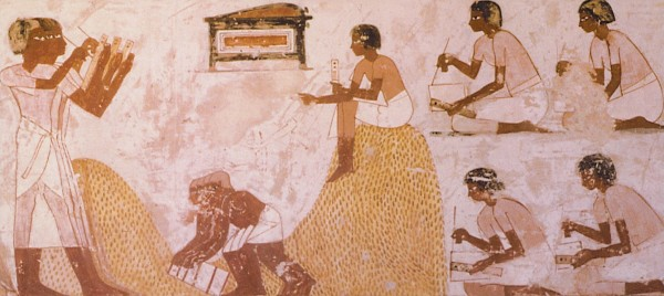 Egyptian-Scribe-and-Students-600x268