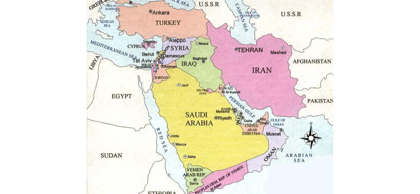 Crises du Moyen-Orient : le temps du marchandage