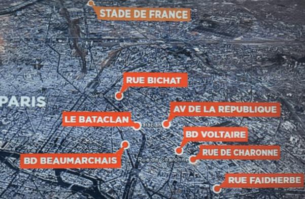 fusillades Paris 20151116