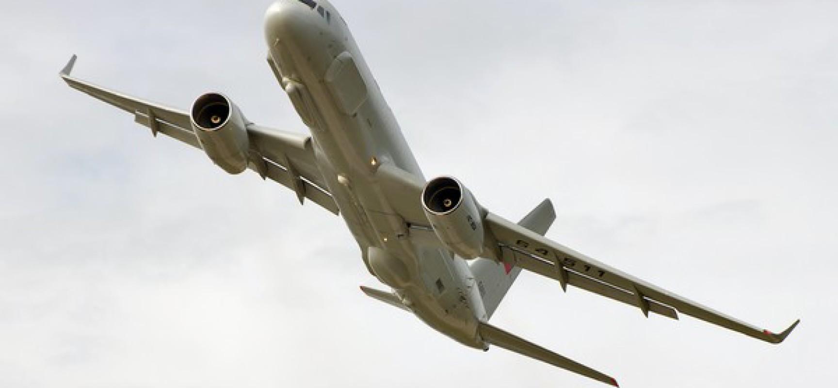 La Russie a envoyé en Syrie son avion de reconnaissance le plus avancé