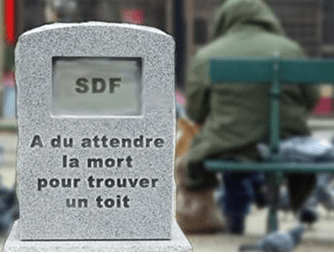 SDF-pierre-tombale