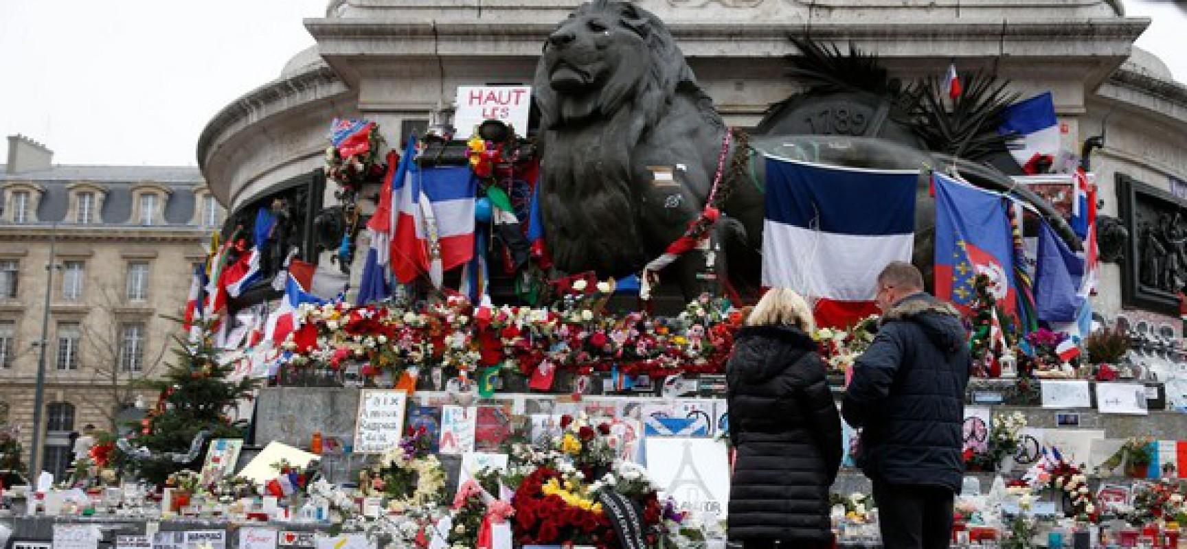 Le cerveau des attentats de Paris est un espion des Anglais