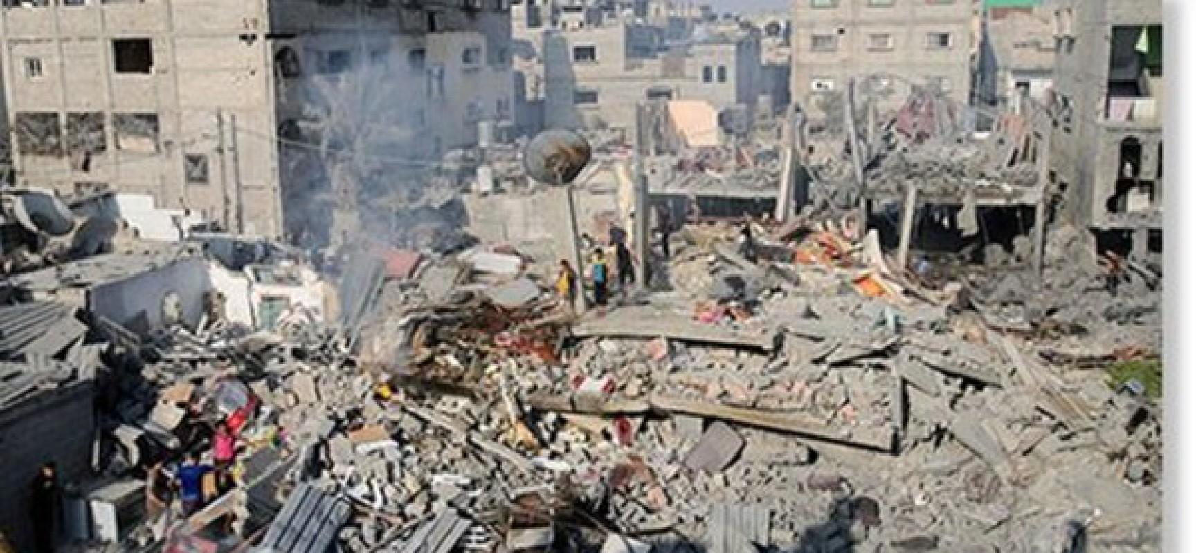 Les crimes de guerre d'Israël, le « Vendredi Noir » et « Hannibal »
