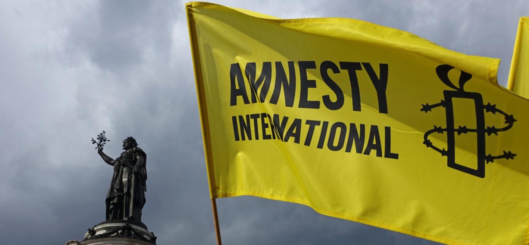 Amnesty International embarrassée par son ancien soutien à un djihadiste belge