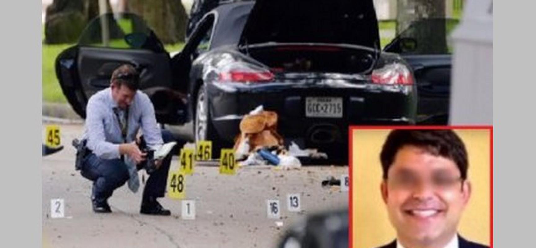 [Fusillade Houston] Le tireur à l'uniforme nazi était membre d'une fraternité juive