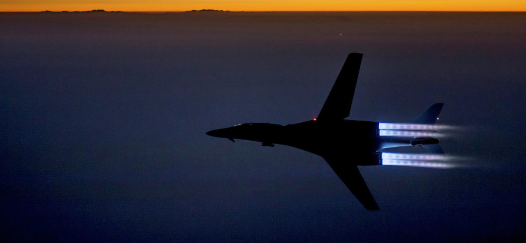 Coïncidence? La coalition US frappe des milices qui se battent contre Daech en Irak, et permet aux terroristes de s'échapper