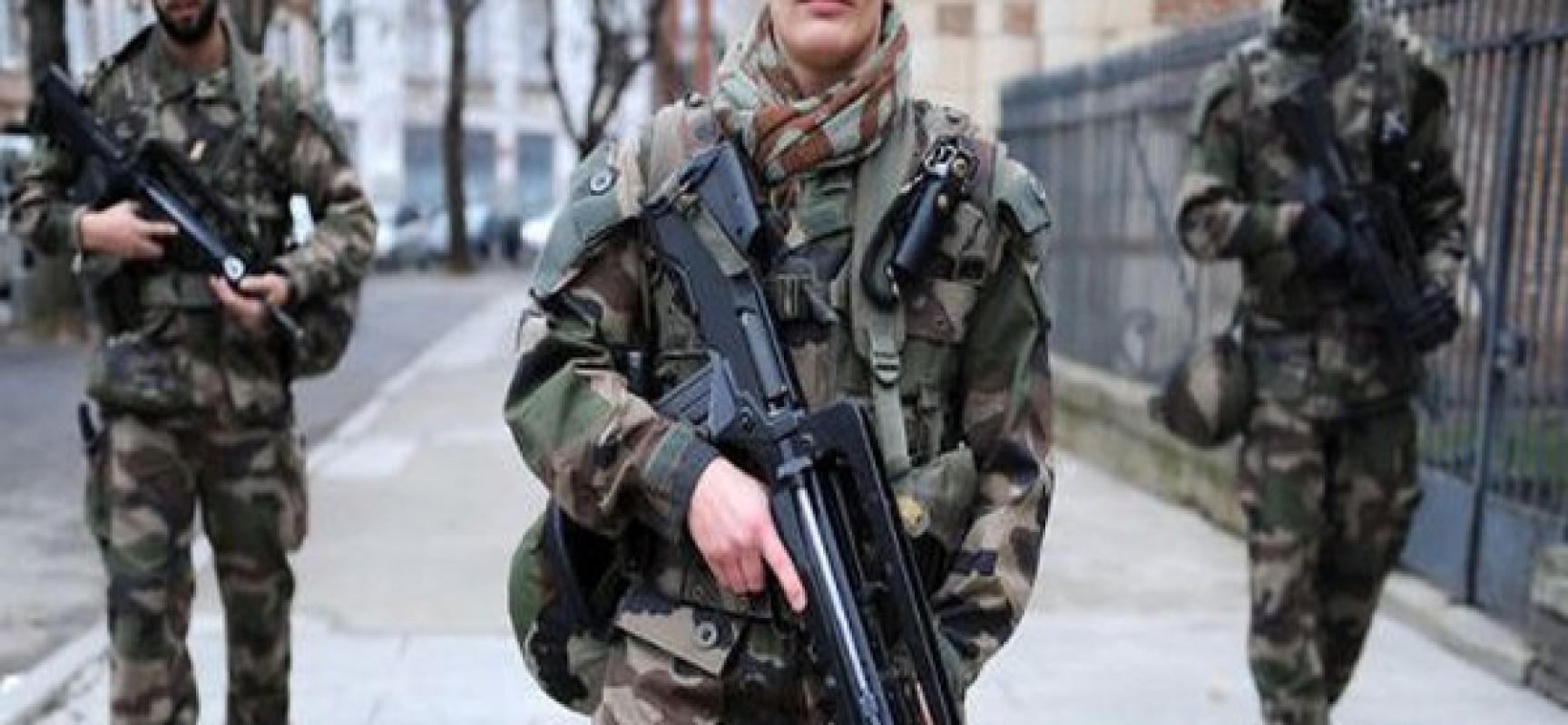 Le pouvoir veut créer une Garde nationale contre-révolutionnaire