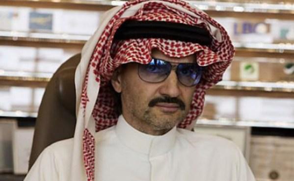 Le prince Al-Walid BenTalal – DR.