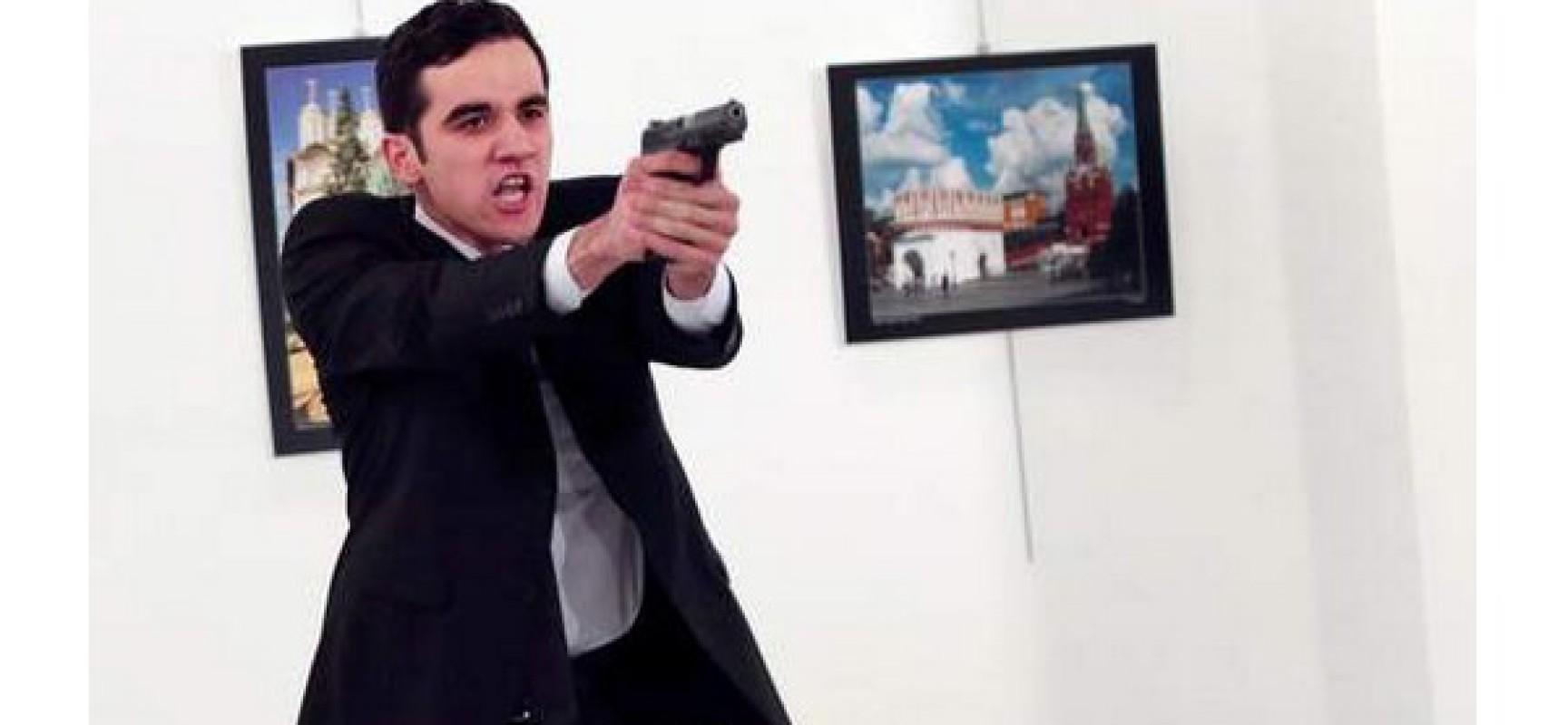 L'assassin de l'Ambassadeur russe à Ankara était affilié à l'organisation terroriste Daech