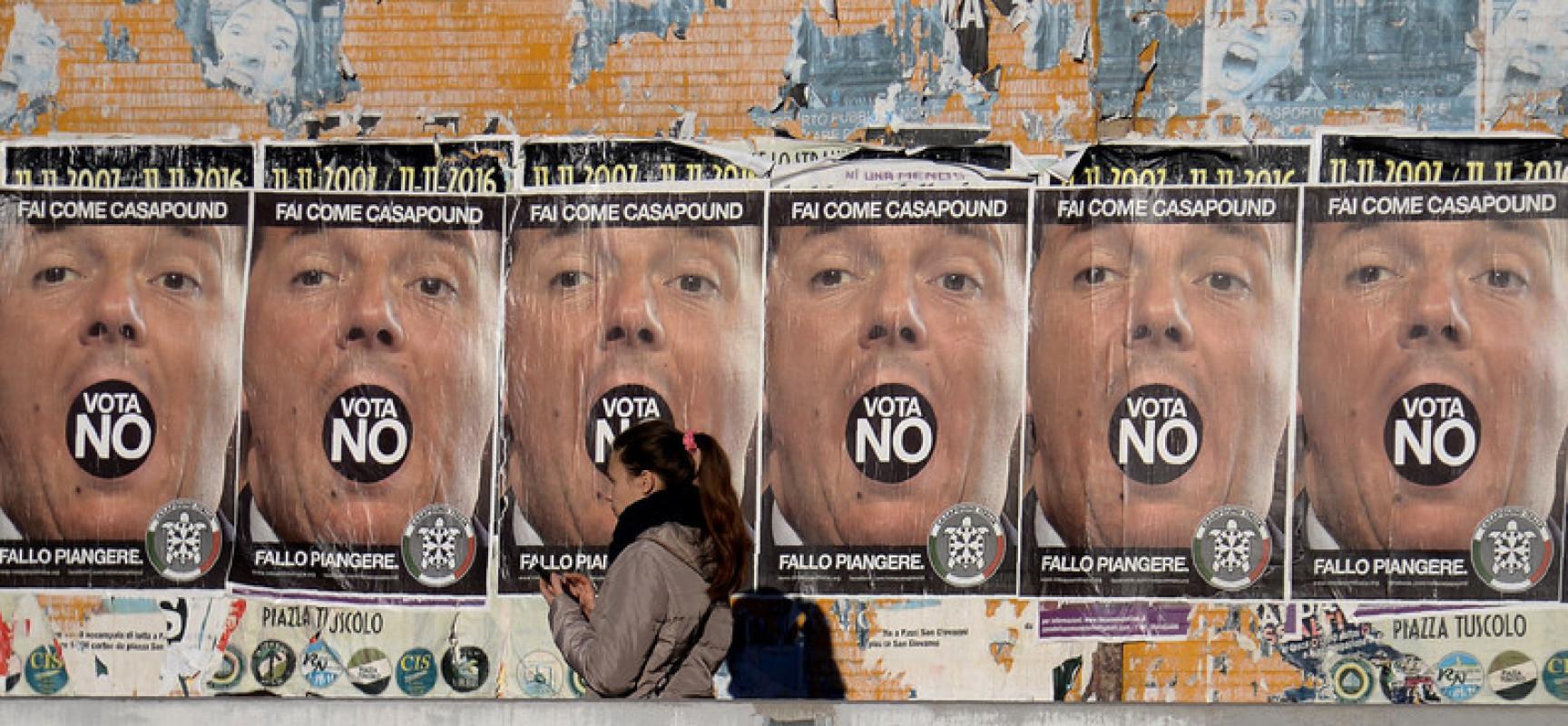Matteo Renzi démissionne après l'écrasante victoire du «non» au référendum