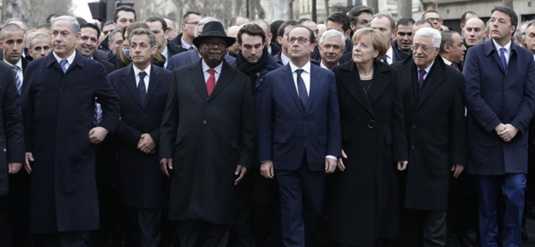 Résistance politique: Le terrorisme est avant tout terrorisme d'état (Francis Cousin)