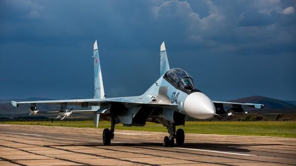 Plane-Su-30-SM-Russian-fighter-1920x1080