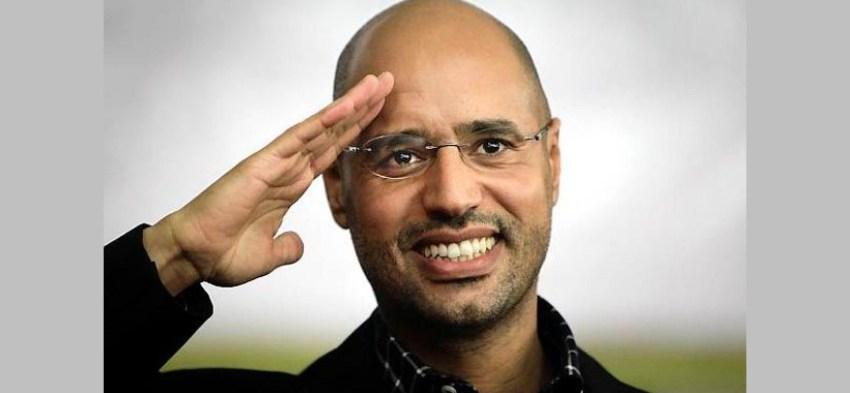 Image result for Saif al-Islam Kadhafi