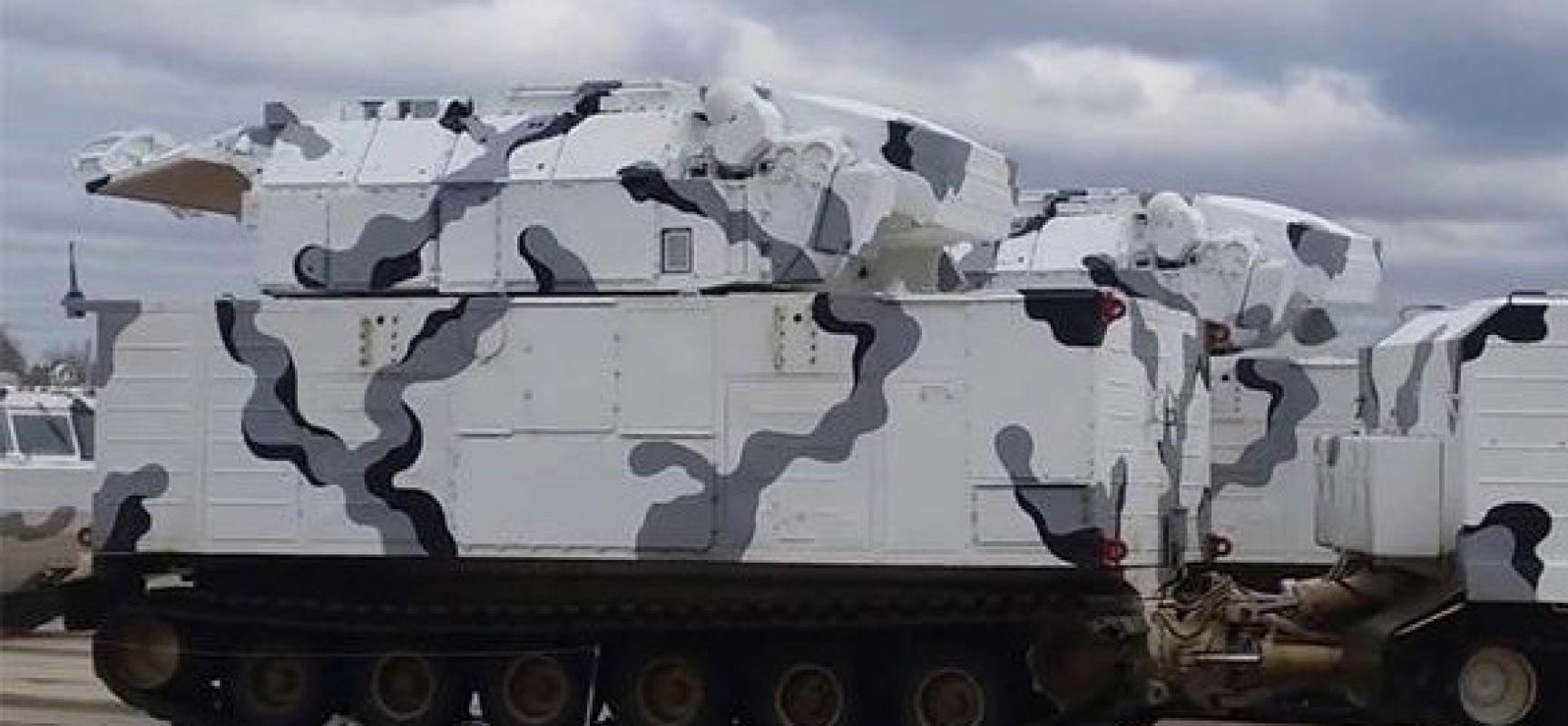 Des armes secrètes arctiques russes dévoilées