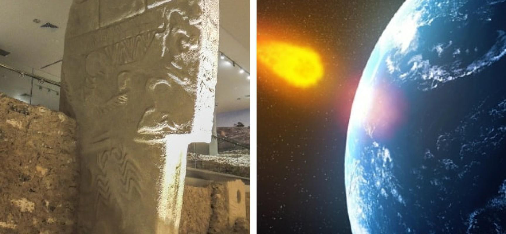 D'anciennes pierres gravées confirment qu'une comète heurta jadis la Terre