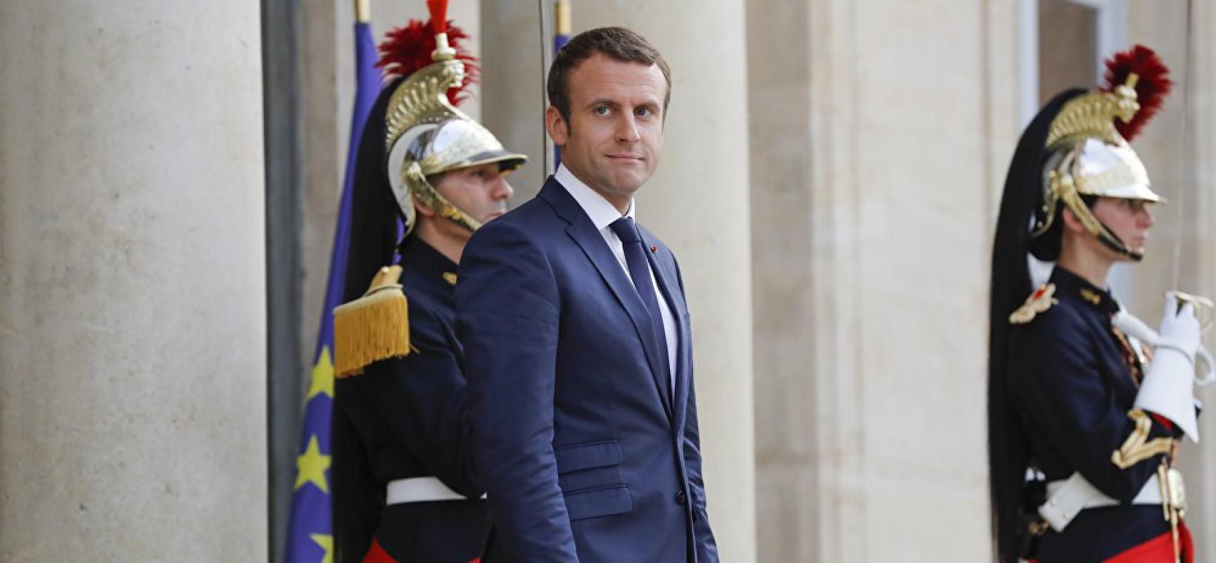 L'échec de la stratégie d'Emmanuel Macron